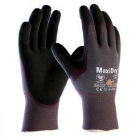 492-2371 Schutzhandschuhe MaxiDry, handflächenbeschichtet