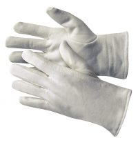 501/760-MHB - Baumwollhandschuhe mit verstärkter Handfläche