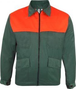 Waldarbeiter-Jacke